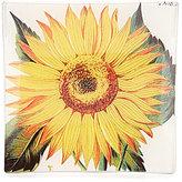 Ben's Garden Sunflower Decoupage Glass Tray