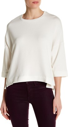 H By Bordeaux Boxy Pullover