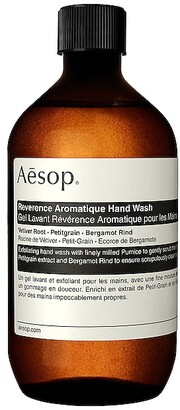 Aesop Reverence Aromatique Hand Wash 500ml Refill with Screw Cap