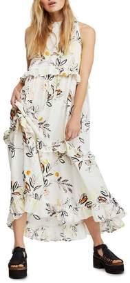 Free People Anita High/Low Maxi Dress