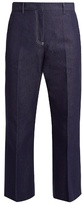 MSGM Tailored denim trousers