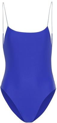 JADE SWIM Micro Trophy one-piece swimsuit