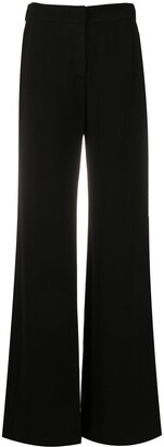 Gianluca Capannolo High-Waisted Wide Leg Trousers