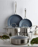 Zwilling J.A. Henckels Zwilling Spirit Ceramic Nonstick 10-Pc. Cookware Set