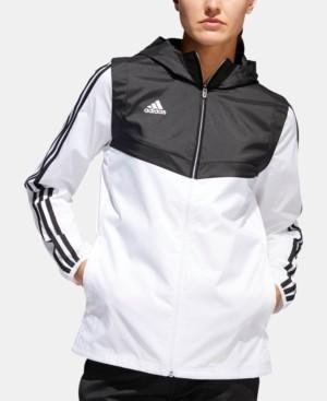 adidas Women's Tiro Windbreaker Soccer Jacket