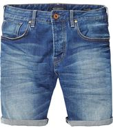 Scotch & Soda Ralston Shorts - Roaming Blue | Regular Slim Fit