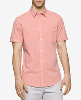Calvin Klein Men's Linen Shirt