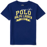 Polo Ralph Lauren Cotton Jersey Graphic Tee (2-7 Years)