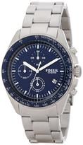 Fossil Men&s Sport 54 Chronograph Bracelet Watch