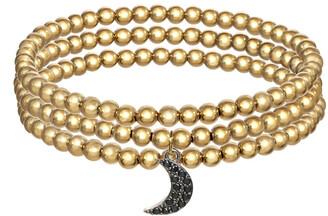 Rachel Reinhardt 14K Filled Stretch Bracelet