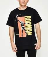 Mitchell & Ness Nba Photo Real Traditional T-shirt Dennis Rodman