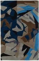Kaleen Plastiche Hand-Tufted Wool Rug