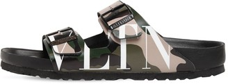 Valentino 30mm Birkenstock Leather Sandals