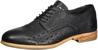 A.S.98 Womens Orizontal Lace up Shoes