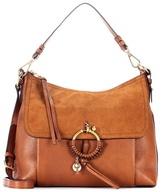 See by Chloe Joan Large leather shoulder bag