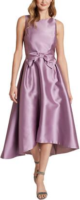 Tahari by Arthur S. Levine Tahari Asl Bow Dress