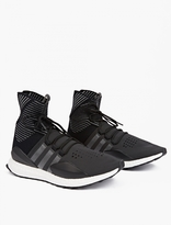 Y-3 Sport Black Approach Reflect Sneakers