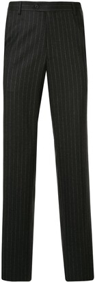 Gieves & Hawkes Pinstripe Tailored Trousers