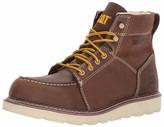 Caterpillar Men's Tradesman/Chocolate Brown Industrial & Construction Shoe 9 M US