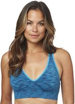 Jockey Seamless Space Dye Plunge Bra