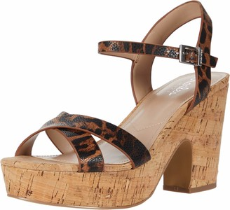 Charles by Charles David Womens Summer Sandal Platform