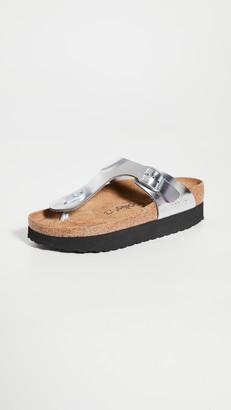 Birkenstock Gizeh Platform Sandals