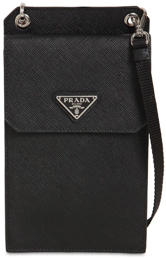 328453a84 Prada Saffiano Men Bag - ShopStyle