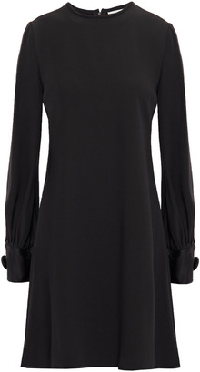 Goat Ilaria Satin-crepe Mini Dress
