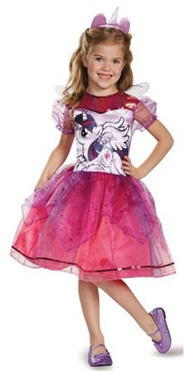 Disguise My Little Pony Girls Deluxe Twilight Sparkle Toddler Costume - XS (3T-4T)