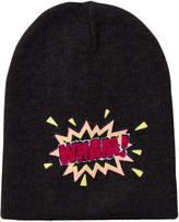 Barts Grey Wham! Pepper Beanie