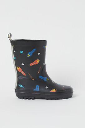 H&M Rubber Boots