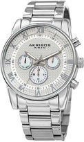 Akribos XXIV Men's Enterprise Watch