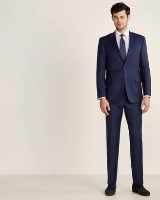 Tommy Hilfiger Two-Piece Pinstripe Suit