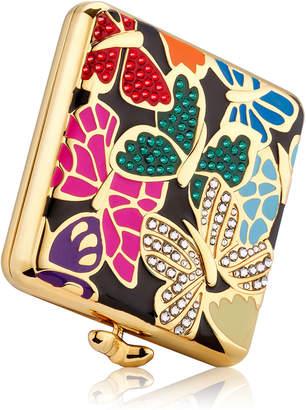 Estee Lauder Butterfly Dance Powder Compact by Monica Rich Kosann