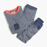 J.Crew Kids' pajama set in classic stripes