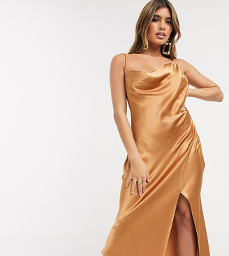 Bec & Bridge exclusive martini club split dress