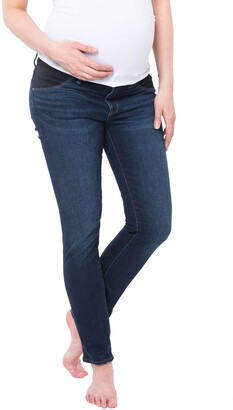 Nom Maternity Chelsea Under the Belly Ankle Skinny Jeans