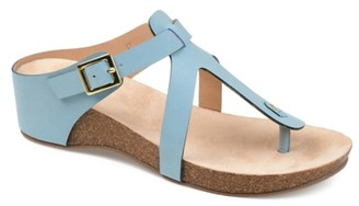 Journee Collection Navara Wedge Sandal