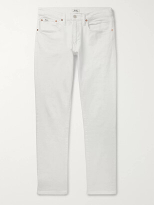 Polo Ralph Lauren Sullivan Slim-Fit Stretch-Denim Jeans