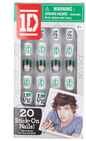 Delia's 2d 1D Nail Charms