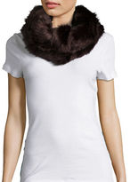 Collection 18 Faux Fur Cowlneck Muffler