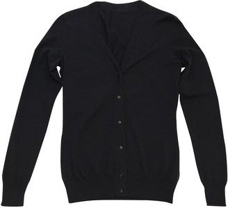 Alaia Navy Wool Knitwear for Women
