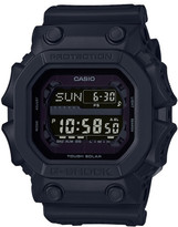 G-Shock G Shock Dig Blk Out Series Solar Power