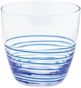 GreenGate Sally Water Glass Indigo