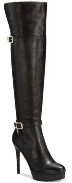Thalia Sodi Carula Over-The-Knee Boots, Created for Macy's Women's Shoes