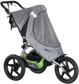 BOB Strollers Sun Shield for Fixed Wheel Strollers - Gray - 2016 - Single