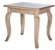 Akin Country French End Table