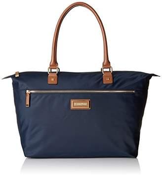 Calvin Klein Belfast Key Item Nylon Top Zip Tote Bag