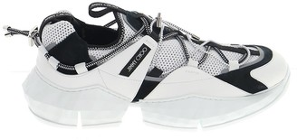 Jimmy Choo Diamond Trail Low-Top Sneakers