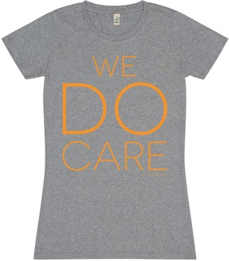 Bo Carter We Do Care T-Shirt (Grey)